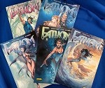 Fathom Complete Volume 2 Spanish Editions Collections 5-9