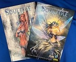 Soulfire Volume 2 & 3 Spanish Editions Set of 2