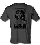 Aspen Comics Logo T-Shirt - Small