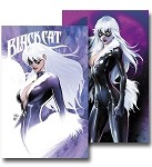 Black Cat #2 Turner Exclusive Set of 2