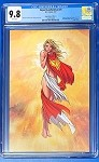 Superman Batman # 8 Aspen Turner Cover C CGC 9.8