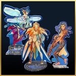 Aspen Comics Acrylic Figures 3 pack