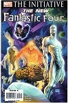 Fantastic Four #545 Turner