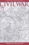 Civil War #7 Turner Sketch Variant