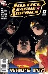Justice League of America # 0 Turner