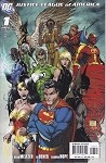 Justice League of America # 1 Turner Variant