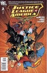 Justice League of America # 2 Turner