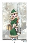 Aspen Comics 2012 Holiday Print
