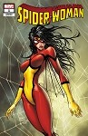Spider-Woman # 1 Turner Exclusive Cover A