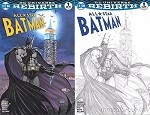 All Star Batman #1 Aspen Turner Variant & Artist Edition Set of 2