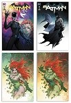 Batman # 50 Turner Aspen Variant Ultimate Set of 4
