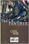 Black Panther #23 Turner Civil War