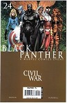 Black Panther #24 Turner Civil War
