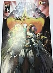 Battle of the Planets #1 Turner Variant Signed by Michael Turner