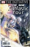 Fantastic Four #546 Turner