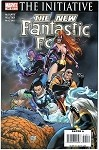 Fantastic Four #549 Turner