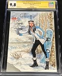 Fathom Vol 7 # 1 Denver Exclusive CGC SS 9.8 Signed