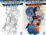 Justice League #1 Turner Variant & Artist Edition Set of 2