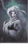 Lady Death Merciless Onslaught Turner Foil Variant