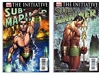 SUB-MARINER #1 and #6 Turner Set of 2
