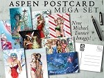 Aspen Holiday Turner Postcard Set of 9
