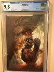 Weapon X # 1 Variant C CGC 9.8