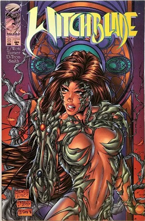 Witchblade # 8